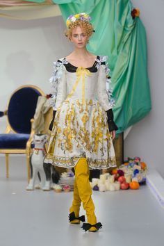 Meadham Kirchhoff, Spring/Summer 2013,  Ready to Wear