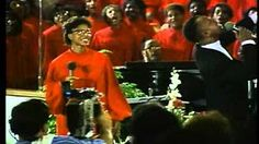 "Always been a fan of this song by The Georgia Mass Choir, ""Joy"". Check out a young Kirk Franklin directing the choir. #blackchurch #gospelmusic #georgia..."