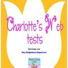 Charlotte's Web Tests, only $1.80, plus and additional 10% from TpT
