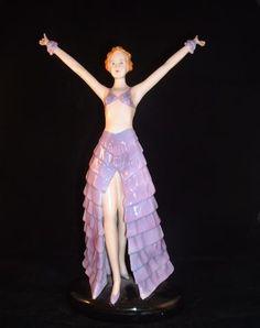 Sheryls Art Deco Emporium - Ceramic Figures