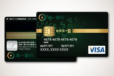 credit card holder visa