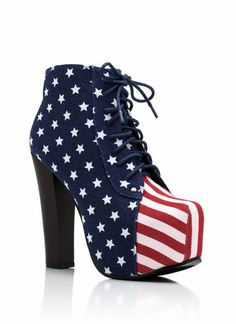 If you haven't heard about Jeffrey Cambell and you like high heels, check it out! So cute.