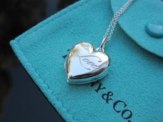 Tiffany & Co. locket