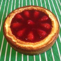 New York Cheesecake con fresas