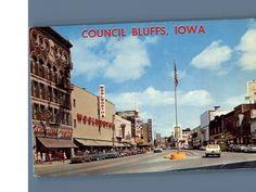 Council Bluffs Iowa