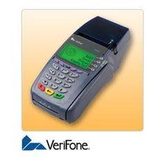 VeriFone Vx510, Tarjeta de Crédito Terminal con alta velocidad de procesamiento de transacciones.