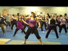 Zumba - Like a G6   Such a great arm workout!!!!