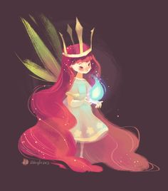 Child Of Light by hyamei.deviantart.com on @deviantART