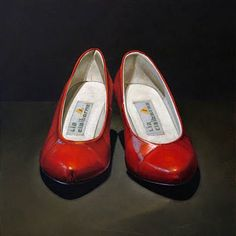 James Neil Hollingsworth- Red Shoes