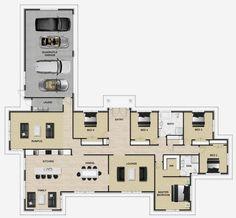 Golden Homes Plan: Continental