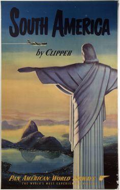 South America - Pan Am