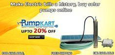 Industrial Pumps, Solar, Home Appliances, Let It Be, Future, History, House Appliances, Future Tense, Historia