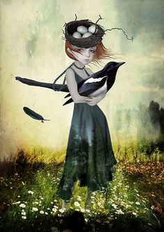 One For Sorrow by Tanya  Mayers