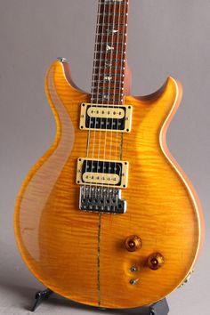 エレキギター PRS(Paul Reed Smith ポールリードスミス) Santana I Santana Yollow 1996