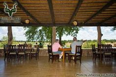 KNP - Letaba - Deck Kruger National Park, National Parks, Camps, Places Ive Been, South Africa, Pergola, Deck, African, Birds
