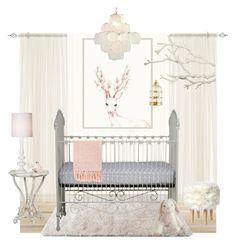 """Corsica"" by yoshigirl28 ❤ liked on Polyvore featuring interior, interiors, interior design, home, home decor, interior decorating, WallPops, Shishi, Nate Berkus and Surya"