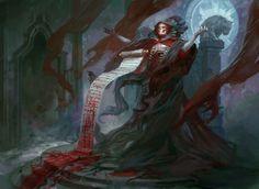 Blood Scrivener Art