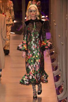 Gucci, Autunno/Inverno 2017, Milano, Womenswear