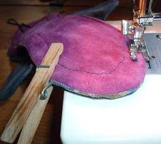 How to make Mama Cloth (pad)