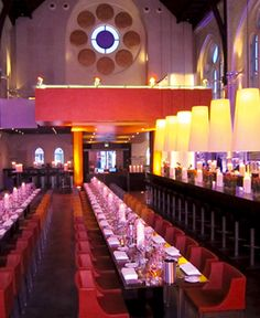 GLÜCKundSELIGKEIT - ein Restaurant in einer Kirche, in Bielefeld. Superschön!
