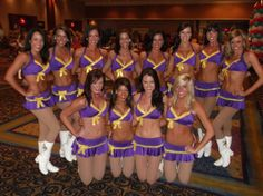 Vikings Cheerleaders 2011 Roster | Minnesota Vikings Cheerleaders in an online style