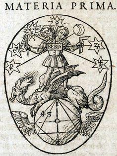 Hermes Trismegistus - Occvlta philosophia (1613) / Sacred Geometry <3