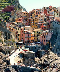 Liguria region of Italy - Cinque Terre Is Best Place To Visit