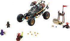 LEGO Ninjago 70589 Terénne vozidlo