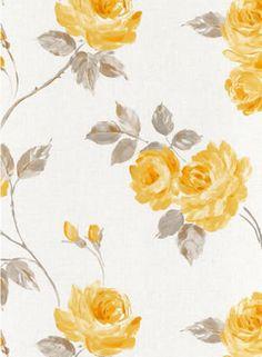 maison chic fine decor wallpaper #floral #roses #floralwallpaper