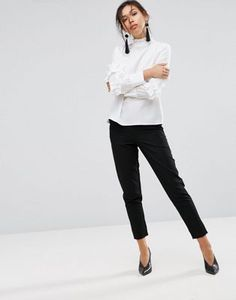 Warehouse Slim Tailored Trousers