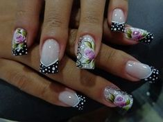 Healthy meals for dinner easy meals ideas free Cute Nails, Pretty Nails, My Nails, Glitter Make Up, Nails 2017, New Nail Art, Flower Nails, Cookies Et Biscuits, Gorgeous Nails