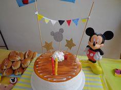 la guirnalda del pastel