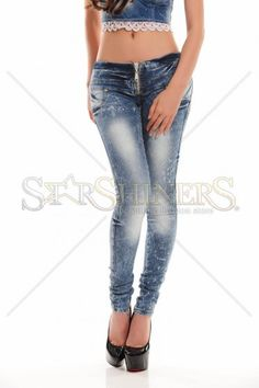 Jeans Mexton Special Cheer Blue