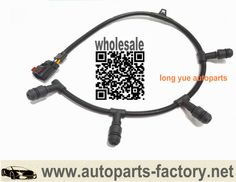 long yue 2004-2010 Ford 6.0L Diesel Glow Plug Harness Left E350 E450 F250 F350 OEM
