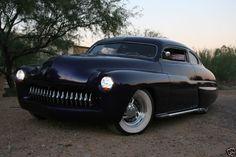 1950 Mercury Lead Sled Custom Low Rider For Sale