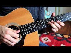 Acoustic Blues Guitar Lick - Texas Blues Guitar Lesson - YouTube