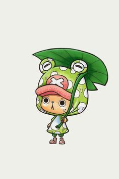 Chopper mario frog suit