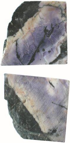 RARE Utah Tiffany Stone 32x33mm Rough Undrilled Slab