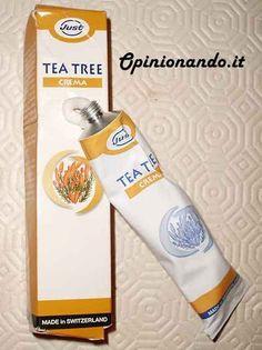 JUST CREMA TEA TREE Just Crema Tea Tree è una crema lenitiva e dermoprottettiva contenente Tea Tree (albero del tè), manuca, rosalina e salvia. Just è un'azienda svizzera con alle spalle 75 anni di storia. Nel 1984