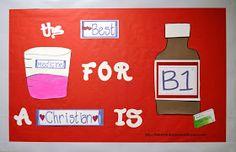 Bible Fun For Kids: New Bulletin Board Ideas