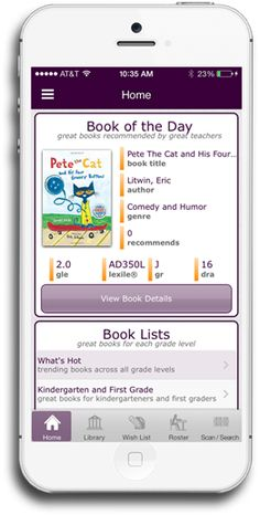 Level It Books™ - Find reading levels fast and digitally manage your library of books! Scan the barcode, and get back a reading level! Get Reading, Guided Reading, Reading Library, Reading Recovery, Leveled Books, Classroom Organization, Classroom Ideas, Organizing, Reading Levels