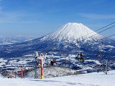 Niseko Grand Hirafu - Hokkaido, Japan