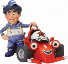 Rory the Racing Car (& Big Chris) Kids Tv Shows 2000, Old Kids Shows, Old Tv Shows, Childhood Tv Shows, My Childhood Memories, Abc For Kids, 90s Kids, Nick Jr, Nostalgia