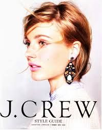 Image result for j crew catalog cover