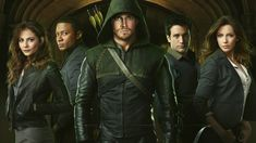 The fact that The CW's Arrow is genuinely good is kind of baffling.