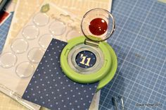 How to use the #epiphanycrafts Shape Studio Tool Round 25 available at #MichaelsStores www.epiphanycrafts.com #scrapbook
