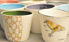 Sharpie project ... maybe? Lowri Davies - ceramics