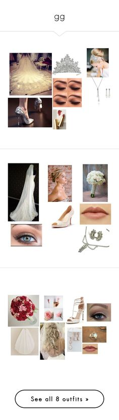 """""""gg"""" by abigailloveschocolate ❤ liked on Polyvore featuring Topshop, Albeit, Bling Jewelry, dresses, wedding dresses, Sara Gabriel, intimates, Carvela, J.Crew and Ultimate"""