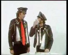 "Kenny Everett & David Essex - ""Sardines"""