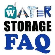 Water Storage FAQ